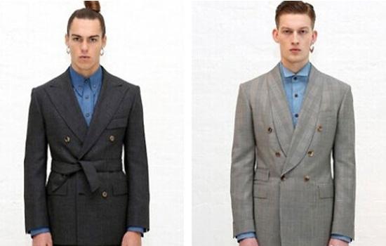男士买西装时要怎样挑选