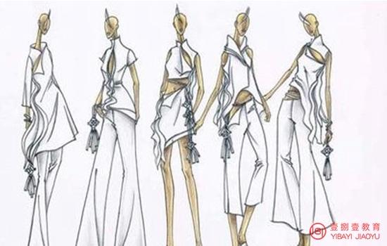 服装平面图的作用与分类