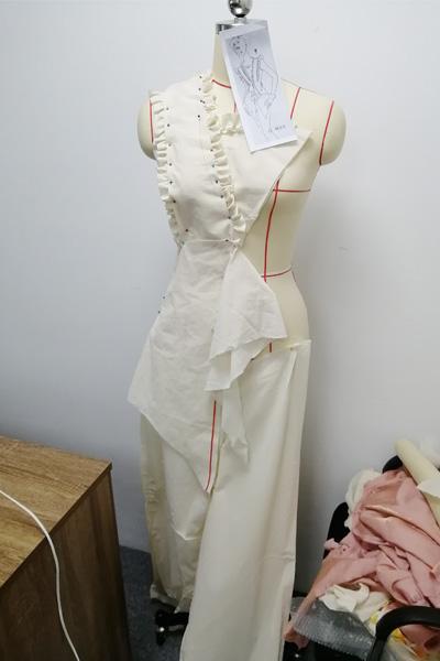 服装制版作品
